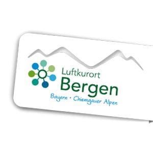 Gemeinde Bergen Logo