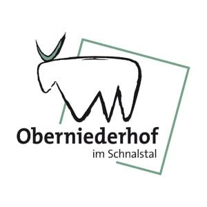 Oberniederhof im Schnalstal Logo