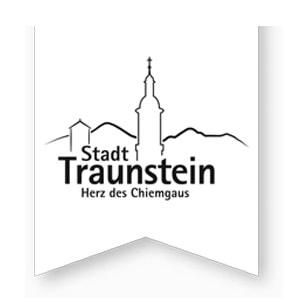 Stadt Traunstein Logo