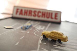 Modellauto, Fahrschule, Image