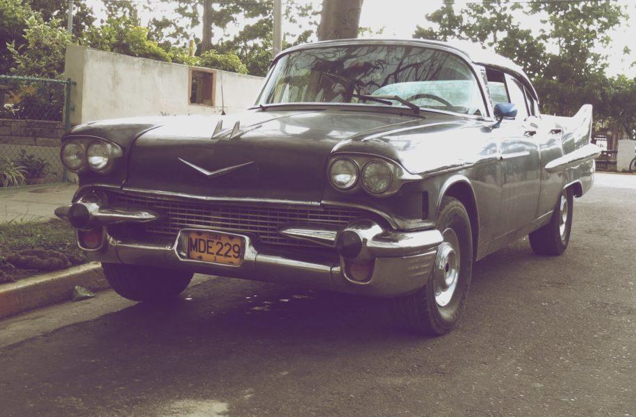 Autofotografie – Cuban Cars