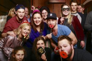Chiemsee, Fotobox, Spaß