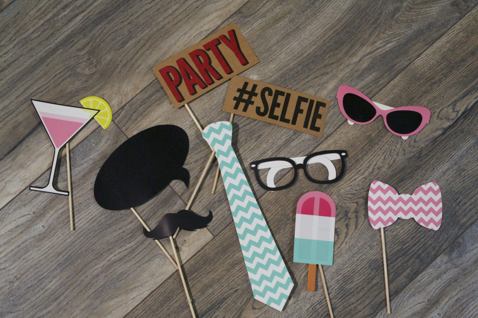 Fotobox, Accessoires, Selfie