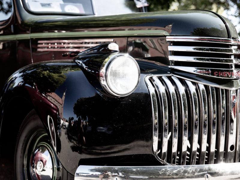 Chevrolet Oldtimer Carshow
