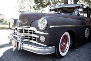 Dodge Oldtimer rusty
