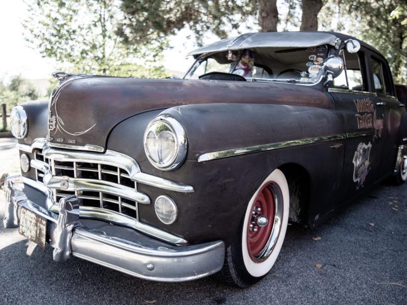 Dodge Oldtimer rusty total