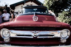 Ford PickUp Kühlerfront