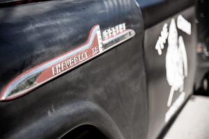 Chevrolet Kotflügel Oldtimer