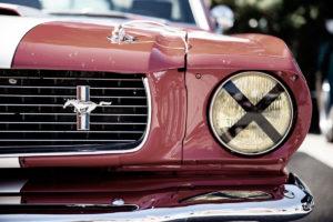 Ford Mustang Scheinwerfer