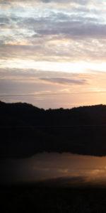 Sonnenuntergang Reflektion