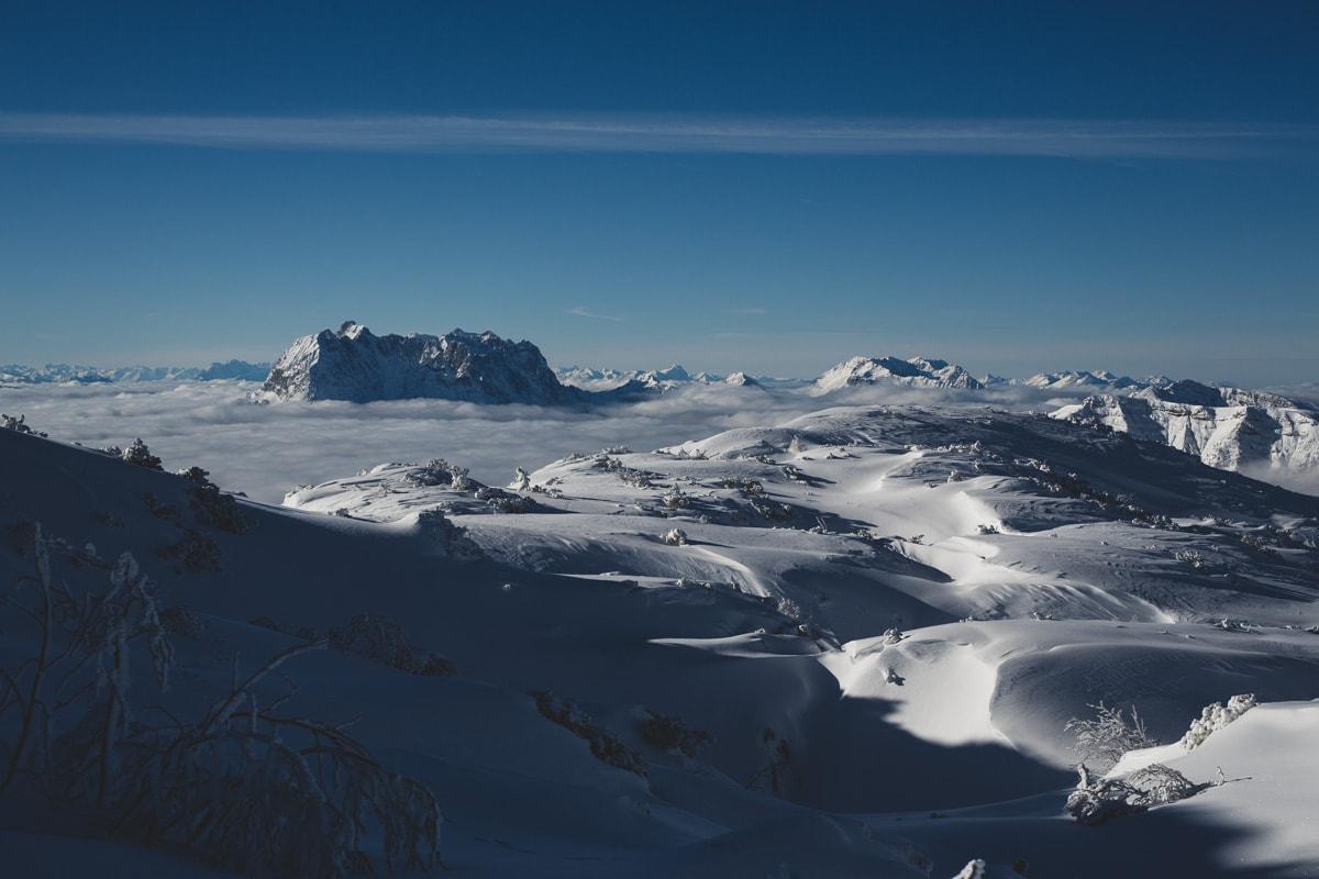 Steinplatte Panorama