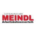 Meindl Arbeitsbühnenverleih Logo