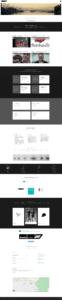 Screenshot komplette Website BLACKsolution Bootsfolierung Schutzfolierung Antifouling