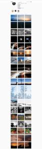 Instagram Feed TIMEBILD Studio Screenshot