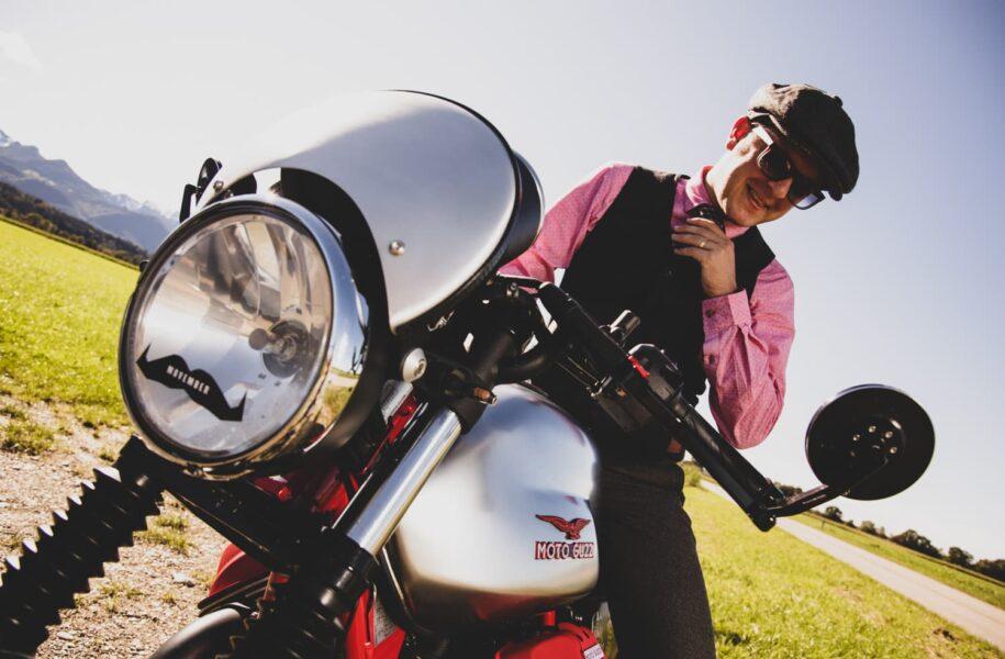 Gentleman´s ride