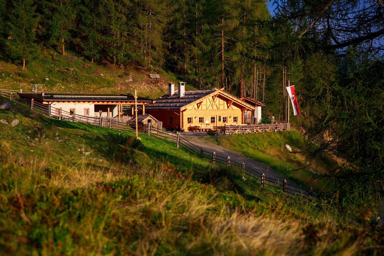 Lafetz Alm Schnalstal-1