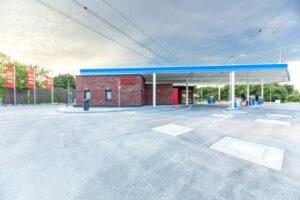 Tankstelle Rosenberger