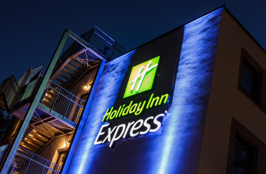 Holiday Inn Express München | Kunde: Herecon
