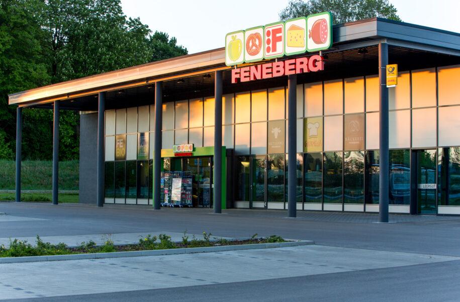 Supermarkt Feneberg Memmingen |Kunde: Herecon