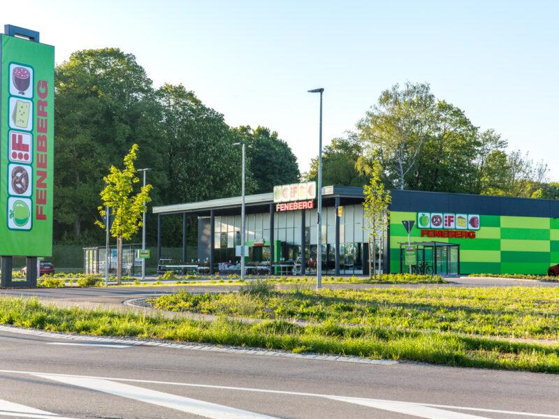 Supermarkt Feneberg Memmingen