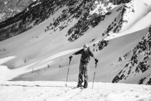Vom Oberniederhof Richtung Mastaun Joch